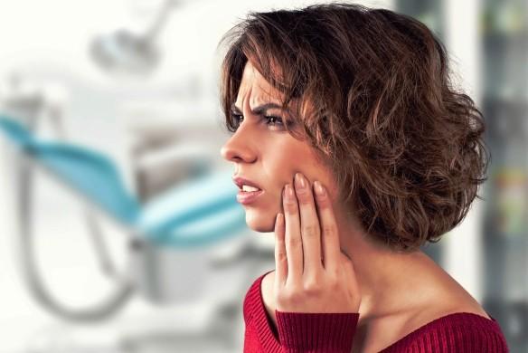 Tandpine behandling med naturmidler